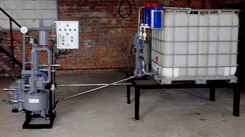 Разработана установка УПЭ-02